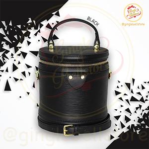 กระเป๋า cannes ไซส์ 17 ซ.ม. สีBlack