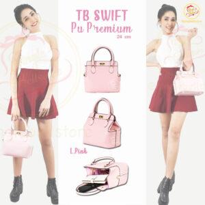 กระเป๋า Toolbox Swift ทูบ๊อก ไซส์ 24 สีL.Pink