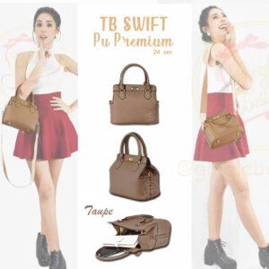 กระเป๋า Toolbox Swift ทูบ๊อก ไซส์ 24 สีTaupe