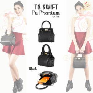 กระเป๋า Toolbox Swift ทูบ๊อก ไซส์ 24 สีBlack