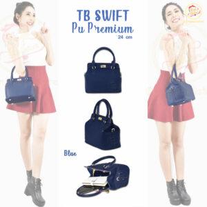 กระเป๋า Toolbox Swift ทูบ๊อก ไซส์ 24 สีblue