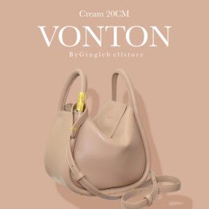 กระเป๋าแฟชั่น-boyy-wonton-20cm-cream
