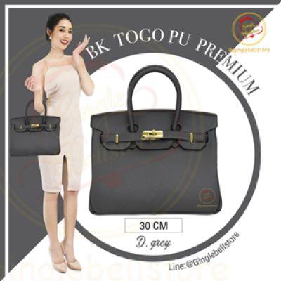 กระเป๋า Birkin ไซส์ 30 ซ.ม. Dgrey